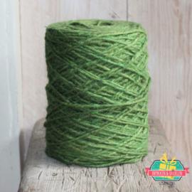 Jute touw | Groen | 5 meter x 3 mm