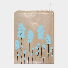 East of India kadozakje | Blossom | 25,4 x 21,2 cm | per stuk