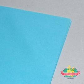 Tissuepapier | Blauw | 50 x 35 cm | 5 stuks