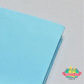 Vloeipapier | Blauw | 35 x 25 cm | 100 stuks