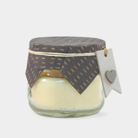 East of India | Soy jar candle | Vanilla Bean