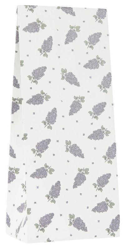 Ib Laursen blokbodemzak | Lilac | Lavendel |  22,5 cm | per stuk