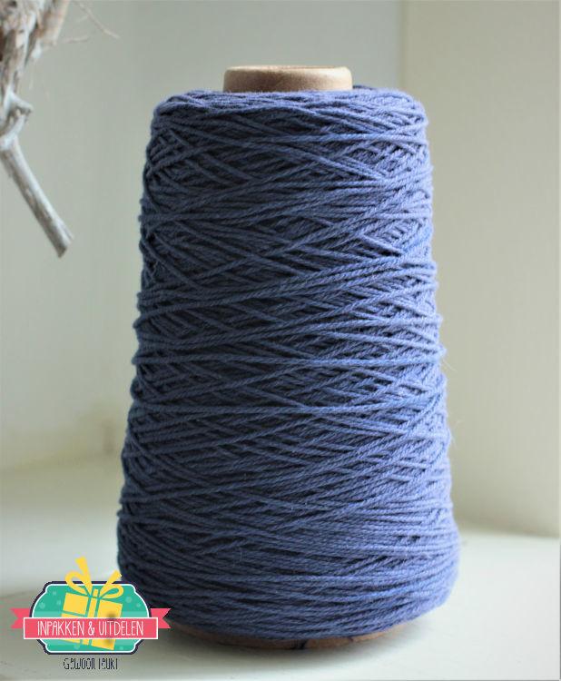 Katoendraad | Blauw | 5 meter x 2 mm
