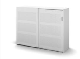 Akoestische voorpanelen Akoestische deuren 156x160x54 cm SV160X2-156PP sound and vision