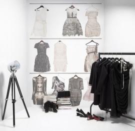 Mr.Perswall Fashion Walldrobe