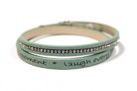 Armbandset Kate Lichtgroen