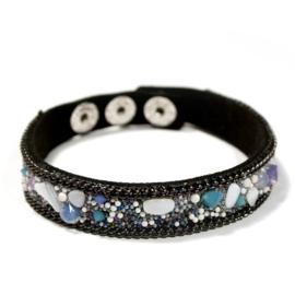 Armband Mozaic Blauw