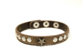 Armband Boston Taupe