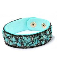 Armband Mozaic Turquoise