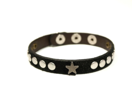Armband Boston Zwart