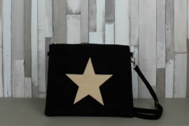 Clutch / Tas  Galaxy Zwart