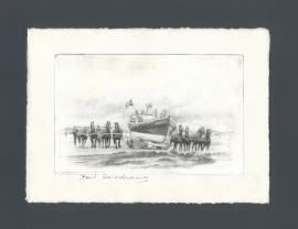 1222 Ameland, paardenreddingboot