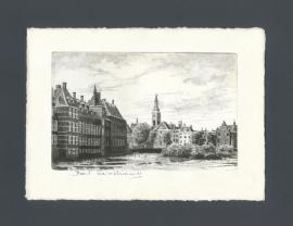 1175 Den haag, Hofvijver