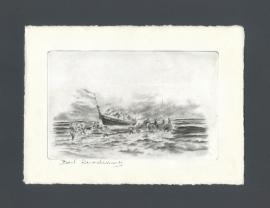 1223 Ameland, paardenreddingboot