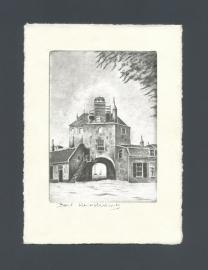 1089 Harderwijk, de Vispoort
