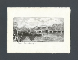 1023 Amstel / Magere brug