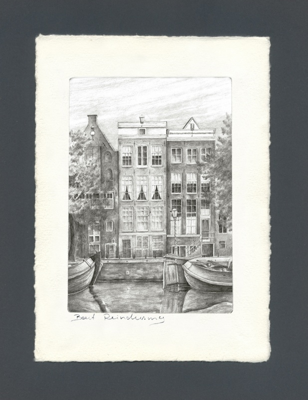 1010 Anne Frankhuis