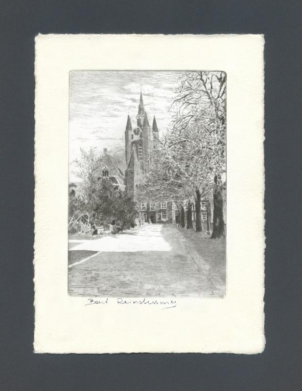 1154 Delft, Prinsenhof
