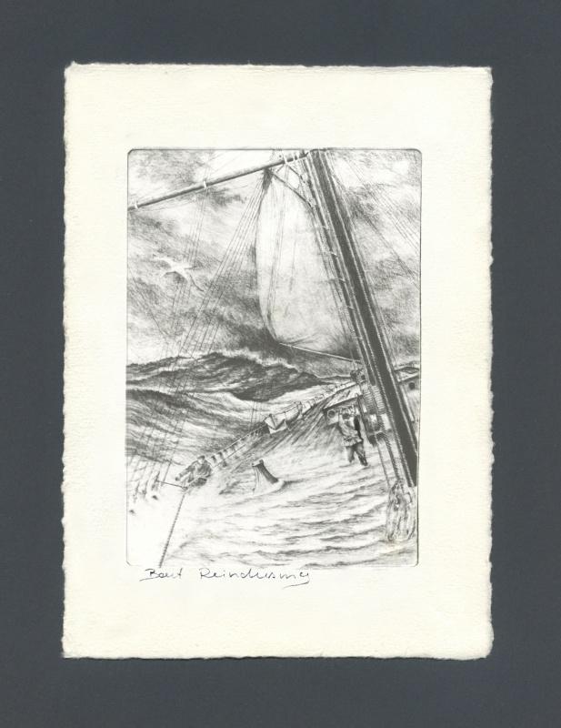 1233 Op zee