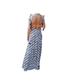 Lange ty die jurk