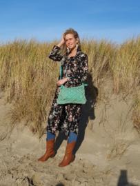 Cross body bag turquoise *Alex Max*