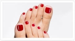 Gellak handen of voeten