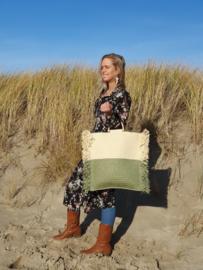 Beach bag military*Alex Max*