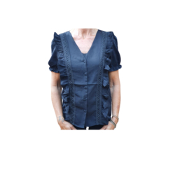 Blouse roes