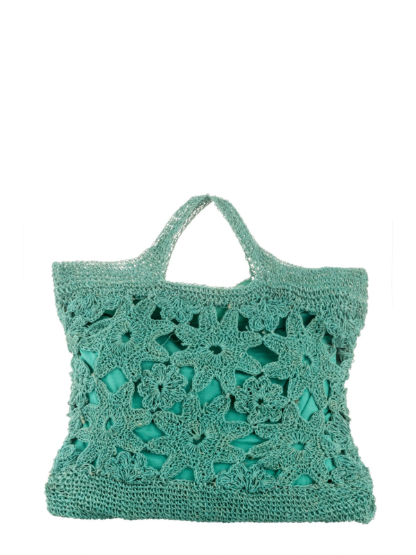 Handtas turquoise *Alex Max*