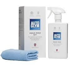 Autoglym Aquawax kit