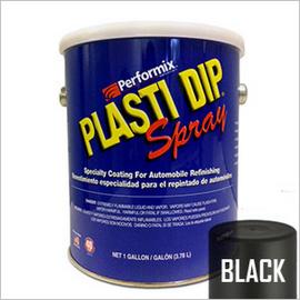 PLASTI DIP CAMO BLACK GALLON