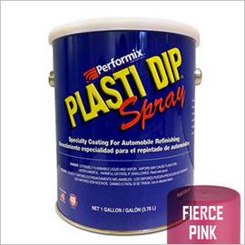 PLASTI DIP FIERCE PINK GALLON