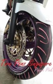 Tire Penz Poppin' Pink REFLECT Kit!
