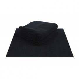 "BLACK MONSTER EDGELESS MICROFIBER TOWELS 16""x16"" (40 X 40 CM)"