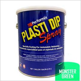 PLASTI DIP BLAZE MONSTER GREEN GALLON