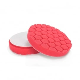 Hex Logic 5,5 Inch Red Ultra Fine Finishing Pad