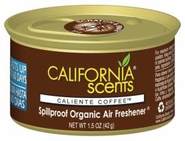 California Car Scents Caliente Coffee