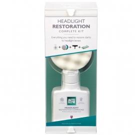 Autoglym Headlight Restoration Complete Kit (koplamp restauratie)