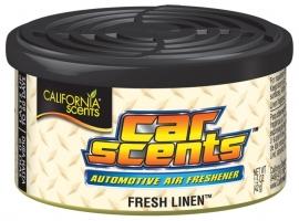 California Car Scents Fresh Linen