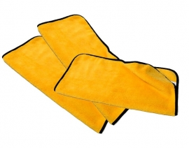 PROFESSIONAL MICROFIBER TOWEL ELITE YELLOW