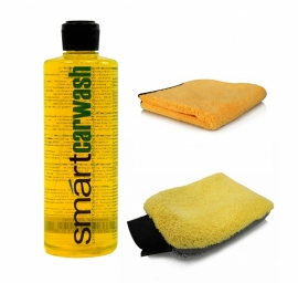 Smart Car Wash + Miracle Dryer + Luxurious Microfiber Washmitt