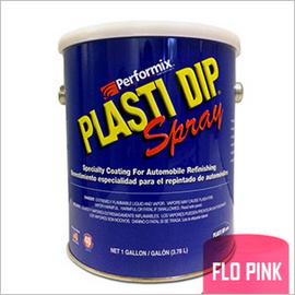 PLASTI DIP BLAZE FLO PINK GALLON