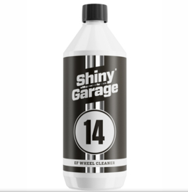 SHINY GARAGE EF WHEEL CLEANER CONCENTRATE
