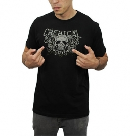 Chemical Guys - Detailing Troops Black T-Shirt