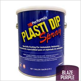 PLASTI DIP BLAZE PURPLE GALLON
