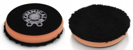 "BLACK OPTICS 5,5"" MICROFIBER ORANGE CUTTING PAD"