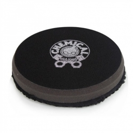 "BLACK OPTICS 5,5"" MICROFIBER BLACK POLISHING PAD"