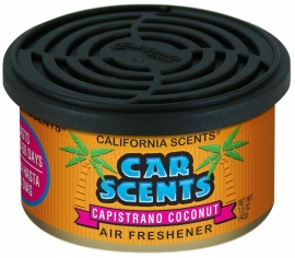 California Car Scents Capistrano Coconut