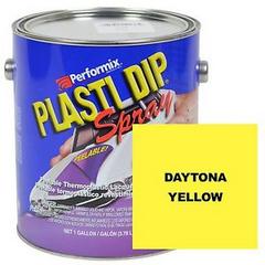 PLASTI DIP DAYTONA YELLOW GALLON