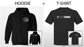 #STOEPTUNING HOODIE + T-SHIRT
